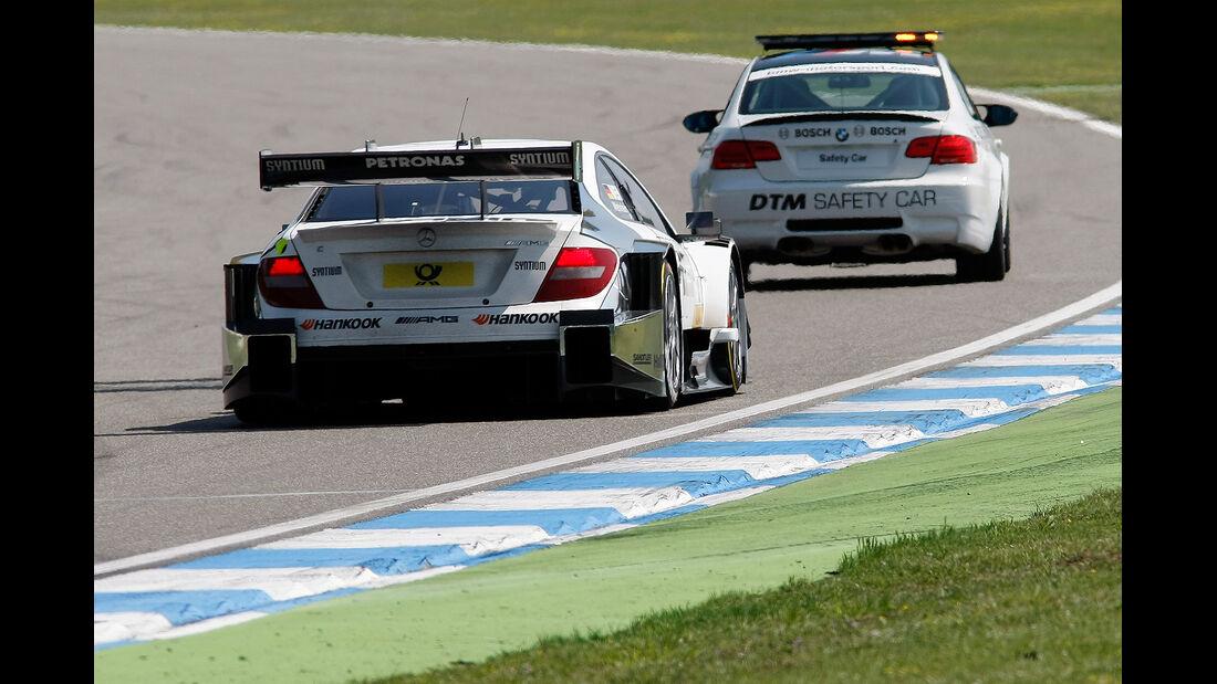 DTM 2013 Hockenheim 1, Rennen, Wehrlein