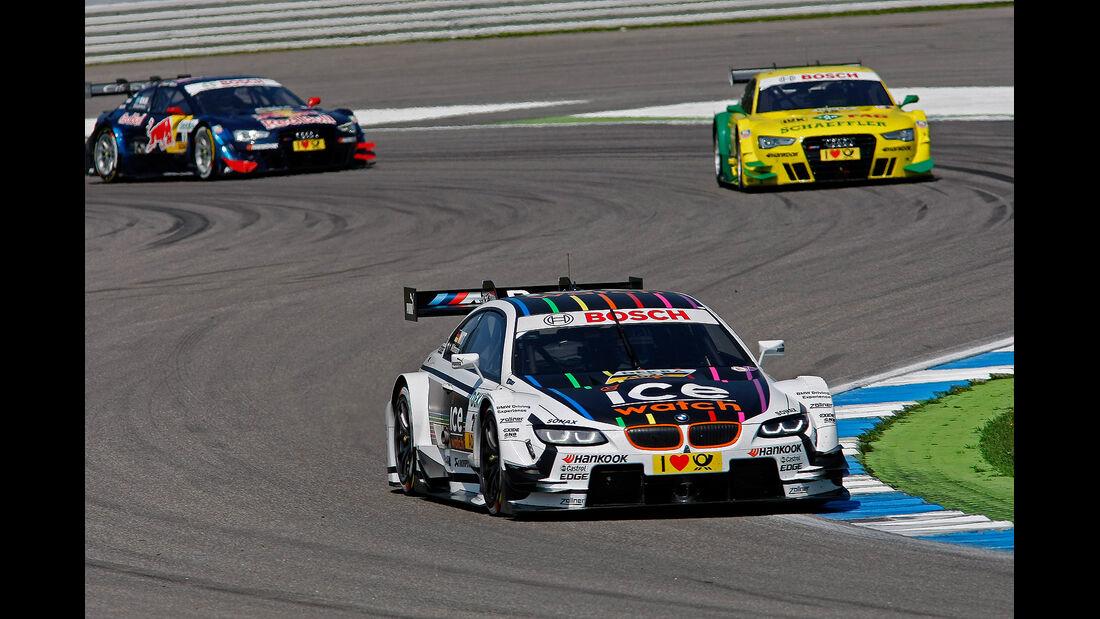 DTM 2013 Hockenheim 1, Rennen, Wittmann