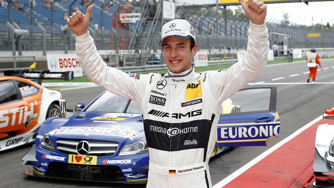 DTM 2013 Lausitzring Qualifying, Cristian Vietoris