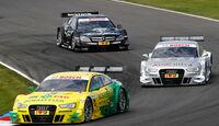 DTM 2013 Lausitzring Rennen, Rockenfeller