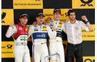 DTM 2013 Lausitzring Rennen, Rockenfeller, Paffett, Vietoris