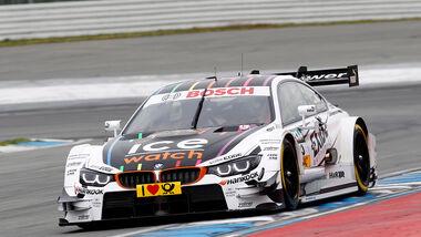 DTM 2014 Hockenheim Marco Wittmann BMW