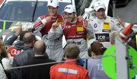DTM 2014 - Oschersleben - Molina - Wittmann - Tambay - Qualifying - Motorsport