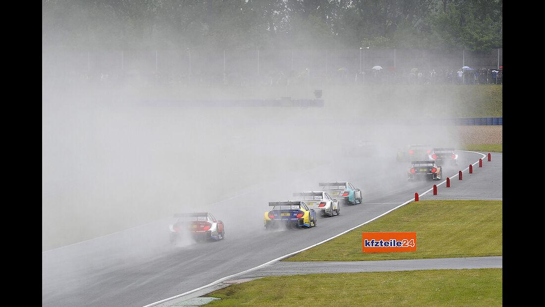 DTM 2014 - Oschersleben - Rennen