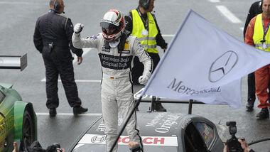 DTM 2014 - Oschersleben - Rennen - Christian Vietoris - Mercedes