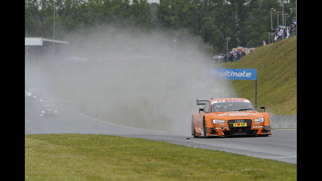 DTM 2014 - Oschersleben - Rennen - Jamie Green - Audi