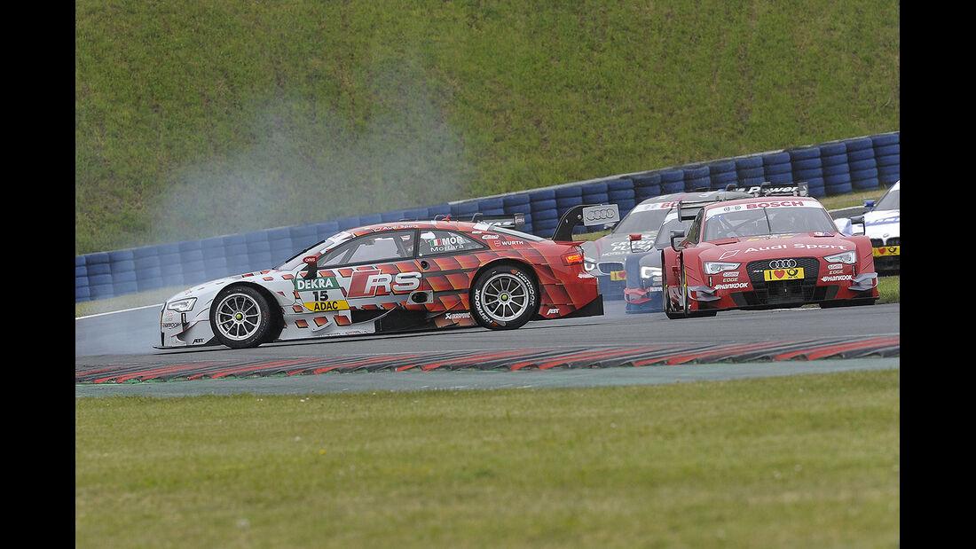 DTM 2014 - Oschersleben - Rennen - Mortara - Audi