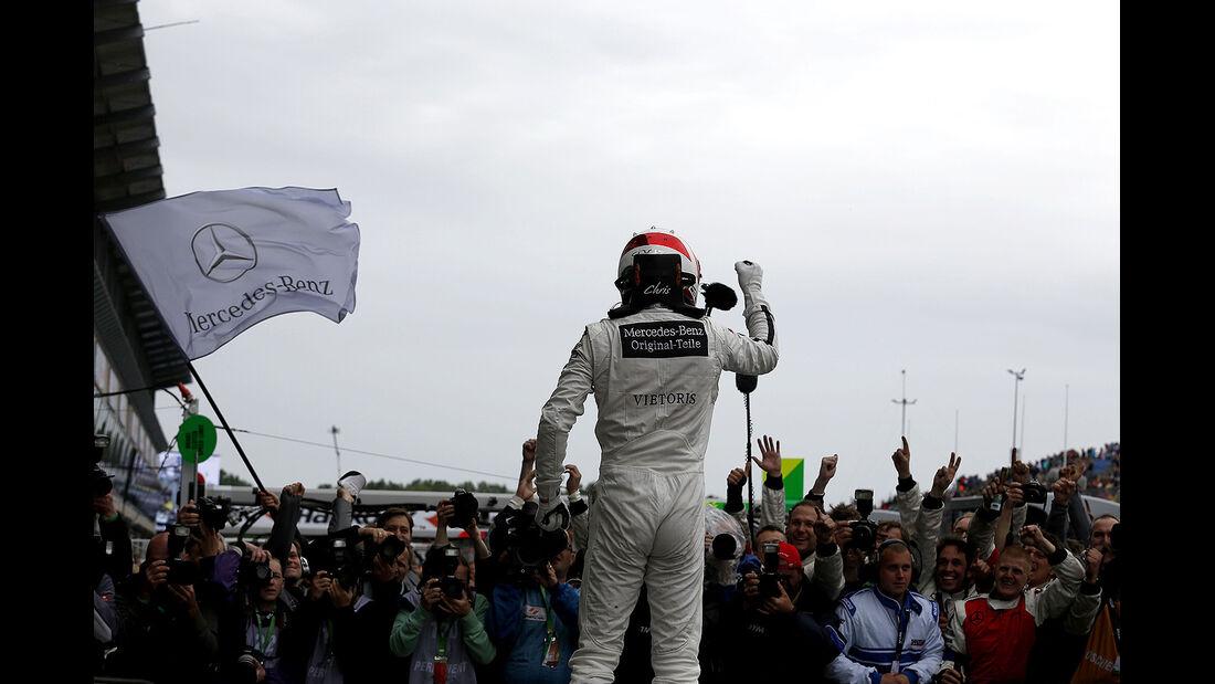 DTM 2014 - Oschersleben - Rennen - Vietoris - Mercedes
