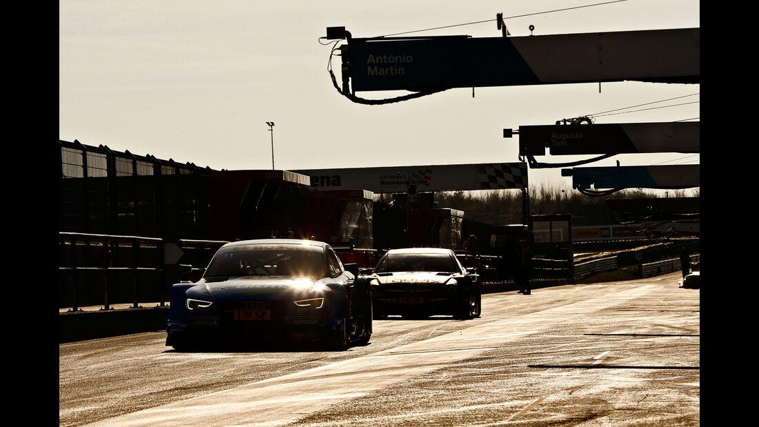 DTM 2015 - Testfahrten - Oschersleben