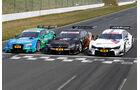 DTM 2015 - Testfahrten - Oschersleben - Audi RS5 DTM - Mercedes-AMG C63 DTM - BMW M4 DTM