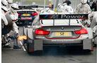 DTM 2015 - Testfahrten - Oschersleben - BMW M4 DTM - Boxenstopp