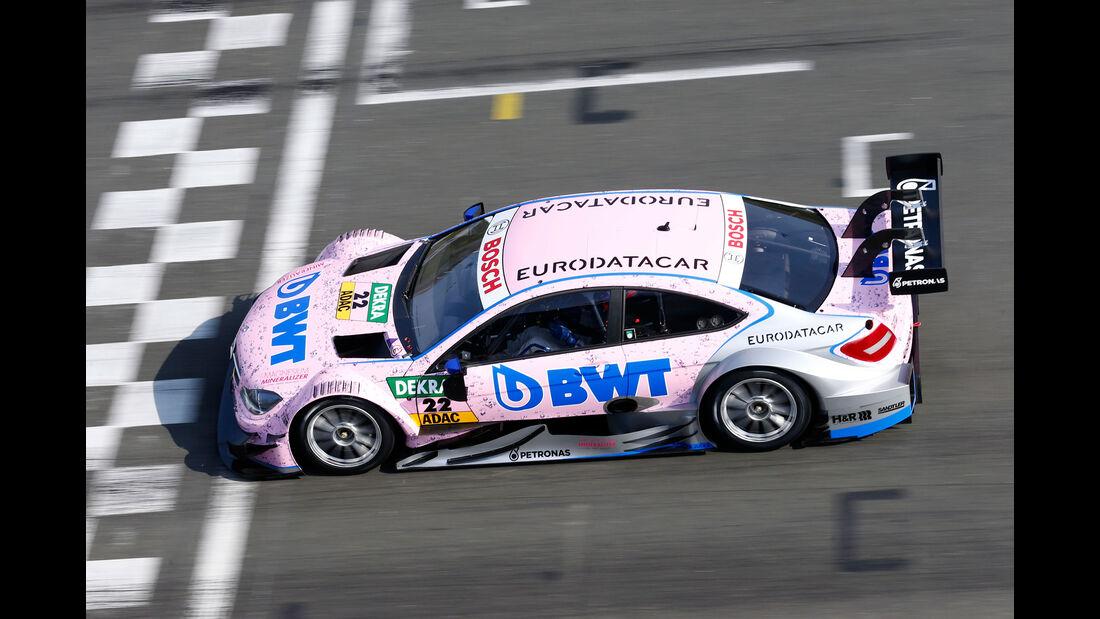 DTM 2015 - Testfahrten - Oschersleben - Mercedes-AMG C63 DTM