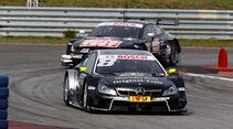 DTM 2015 - Testfahrten - Oschersleben - Mercedes-AMG C63 DTM - Audi RS5 DTM