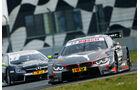 DTM 2015 - Testfahrten - Oschersleben - Mercedes-AMG C63 DTM - BMW M4 DTM