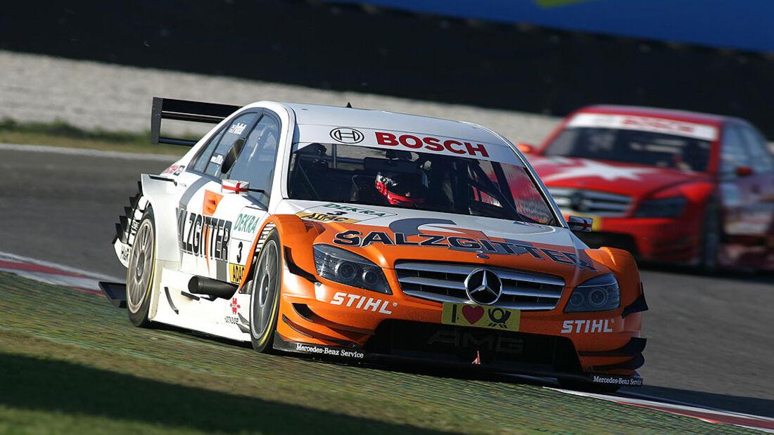 DTM Adria Garry Paffett Mercedes