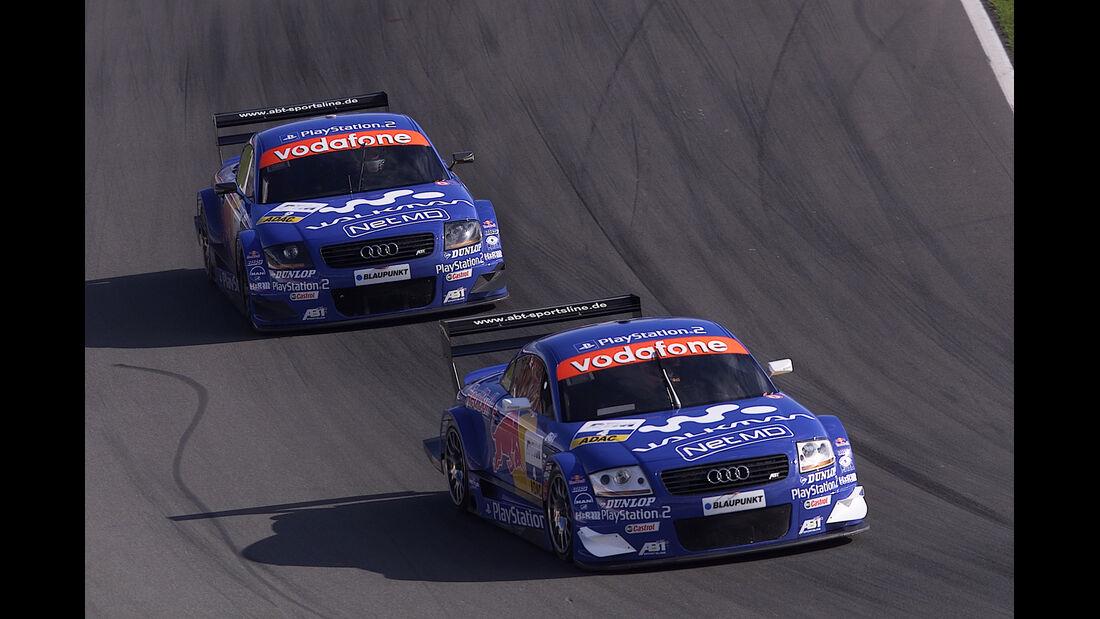 DTM Audi 2002 Abt TT-R Aiello