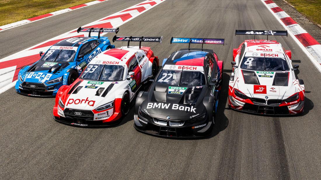 DTM-Autos 2020