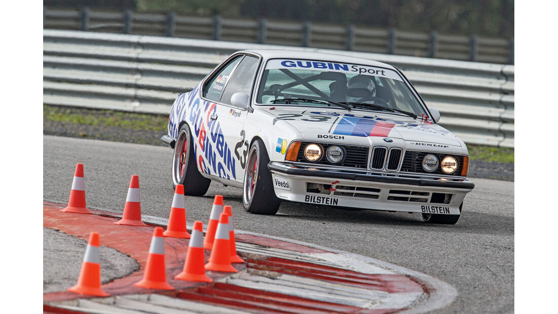 DTM-BMW, 635 CSi, Frontansicht