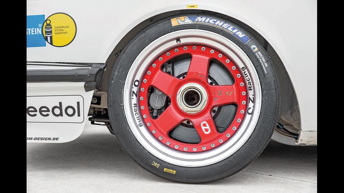 DTM-BMW, 635 CSi, Rad, Felge