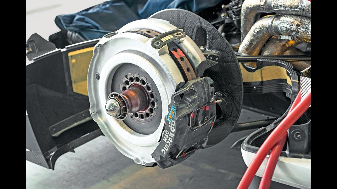 DTM-BMW, Carbonbremse