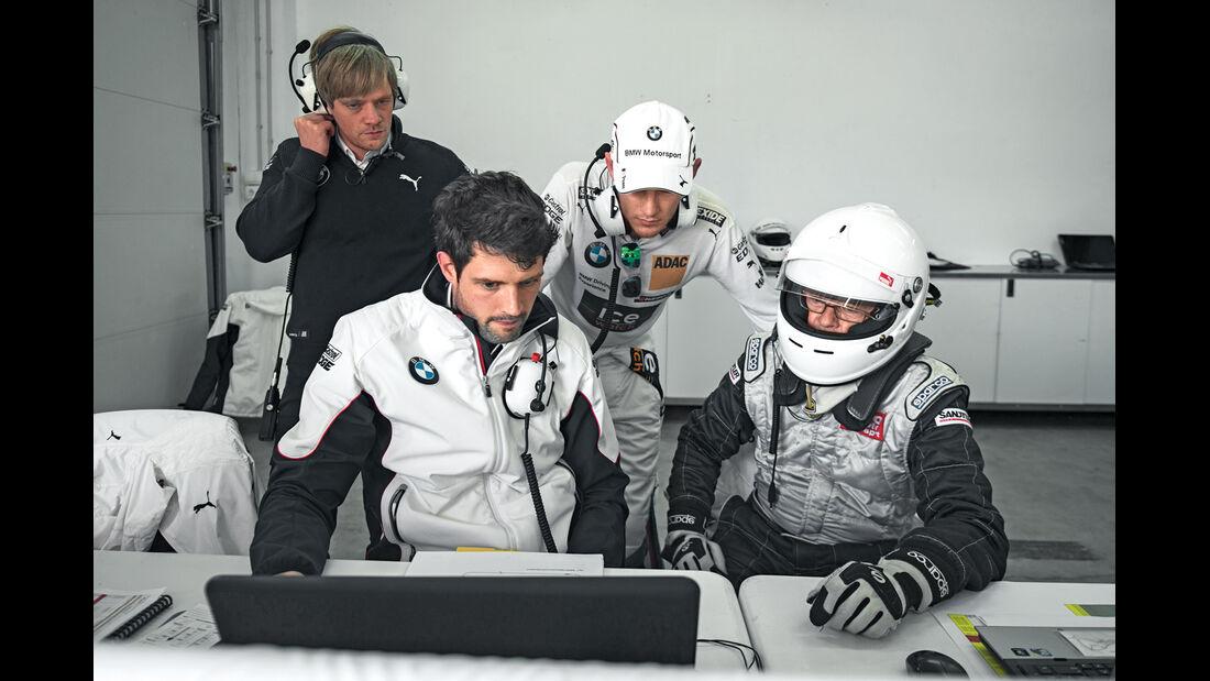 DTM-BMW, Datenanalyse, Team