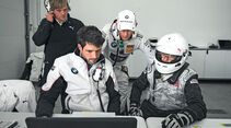 DTM-BMW, Datenanalyse, Team