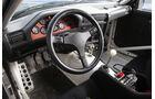 DTM BMW M3, Cockpit, Lenkrad