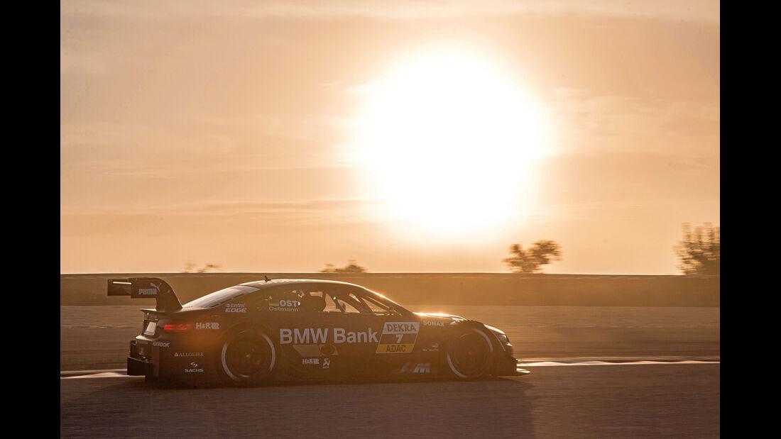 DTM-BMW, M3 DTM, Seitenansicht
