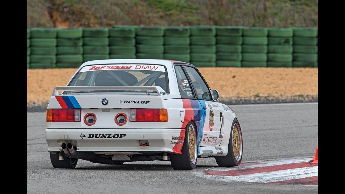 DTM-BMW, M3 E30, Heckansicht