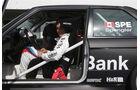 DTM BMW M3, Fahrersitz, Überrollkäfig