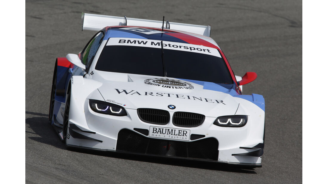 DTM BMW M3, Frontansicht