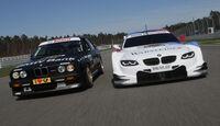 DTM BMW M3-Meisterautos, Frontansicht