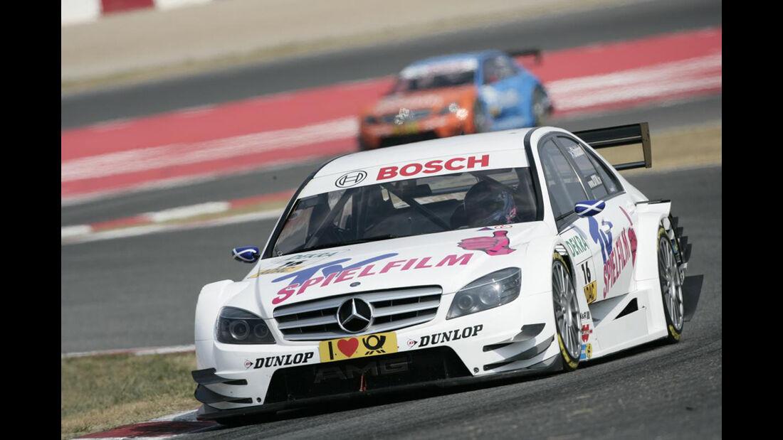 DTM Barcelona, 21.09.2008