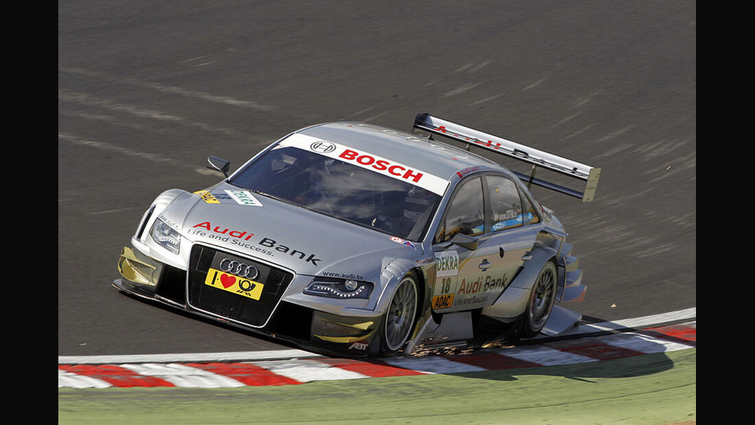 DTM, Brands Hatch, 2010, Audi A4, Molina