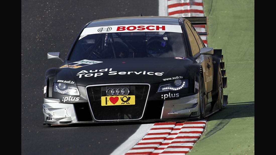 DTM, Brands Hatch, 2010, Audi A4, Scheider