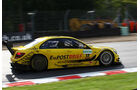 DTM, Brands Hatch, 2010, Mercedes C-Klasse, Coulthard