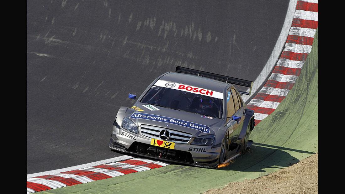 DTM, Brands Hatch, 2010, Mercedes C-Klasse, Spengler