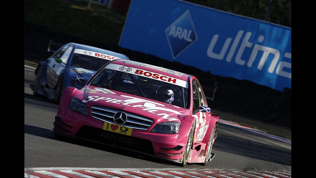 DTM, Brands Hatch, 2010, Mercedes C-Klasse, Stoddart