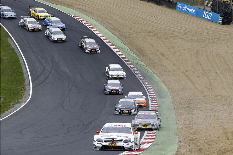 DTM, Brands Hatch, 2010