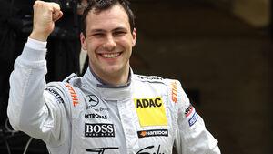 DTM Brands Hatch 2012, Qualifying, Gary Paffett, Mercedes AMG C-Coupé
