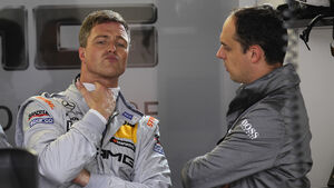 DTM Brands Hatch 2012, Qualifying, Ralf Schumacher, Mercedes AMG C-Coupé