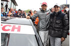 DTM Brands Hatch 2012, Rennen, Gary Paffett, Jenson Button