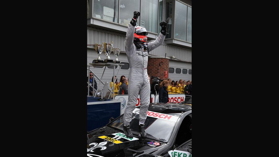 DTM Brands Hatch 2012, Rennen, Gary Paffett, Mercedes AMG C-Coupé