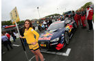 DTM Brands Hatch 2012, Rennen, Grid Girl