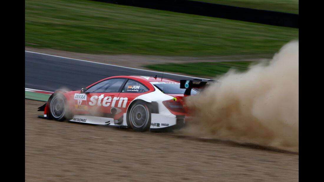 DTM - Brands Hatch - Crash - 2013