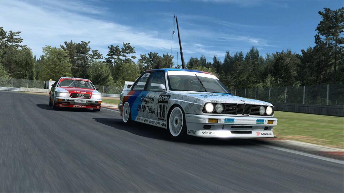 DTM - E-Sport-Serie