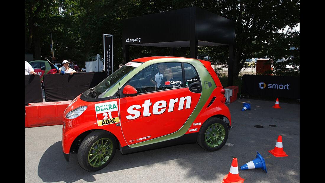 DTM Elektro smart CongFu Cheng