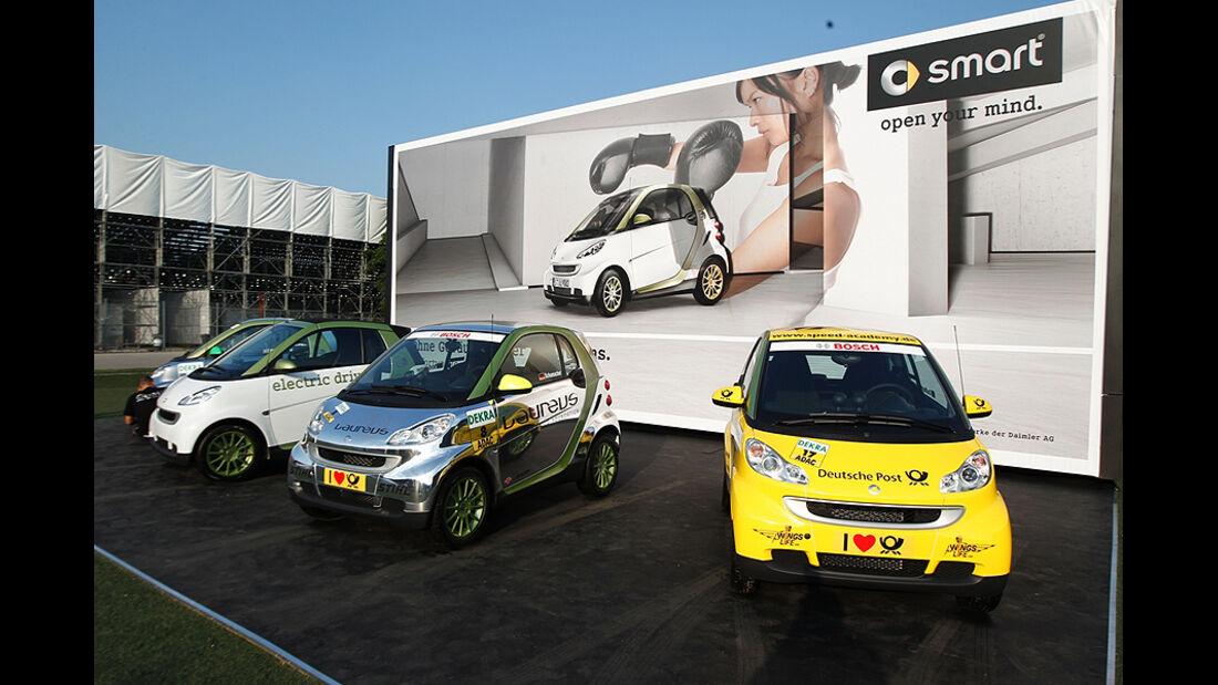 DTM Elektro smart Norisring
