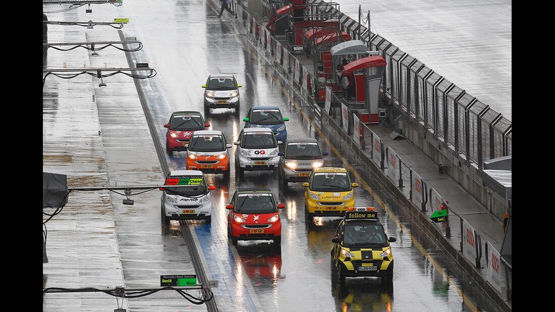DTM Elektro smart Nürburgring