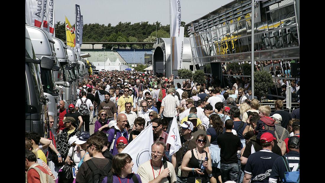 DTM Eröffnungsrennen 2009
